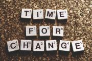Time for Change Image